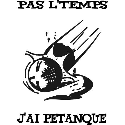 PETANQUE - BOULISTE