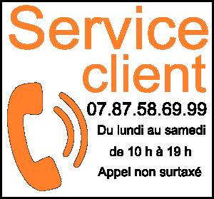 logo Service client horaires 300 bad-shirt
