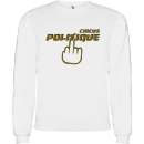 Sweat shirt politique circus SWM-130-3794