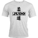 T-shirt blanc judo 3 france japon 130