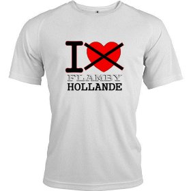t-shirt j`aimes pas francois hollande 280-3812 | tee shirt politique Flamby Hollande